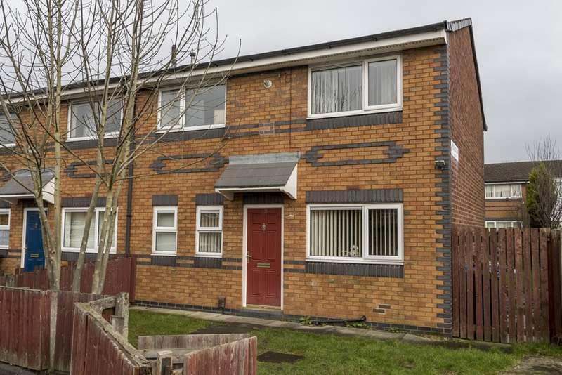 3 Bedrooms End Of Terrace House for sale in Medlock Way, Platt Bridge, Greater Manchester, WN2