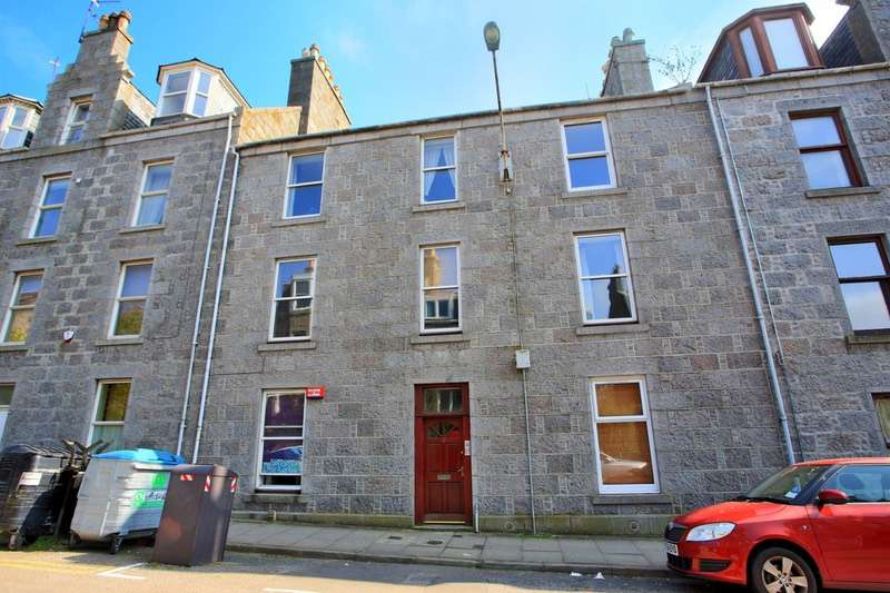 1 Bedroom Flat for sale in Stafford Street, Aberdeen, Aberdeenshire, AB25