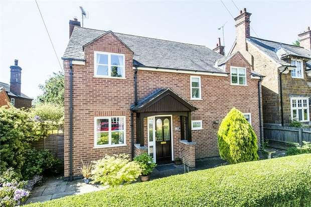 4 Bedrooms Detached House for sale in Main Street, Great Bowden, Market Harborough, Leicestershire