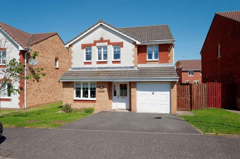 4 Bedrooms Detached House for sale in The Lairs, Blackwood, Lanark, South Lanarkshire, ML11 9YW