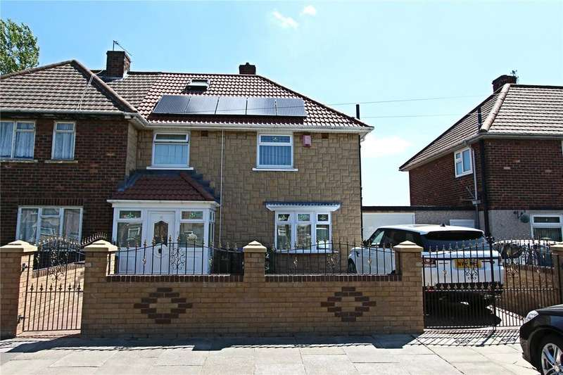 3 Bedrooms Semi Detached House for sale in College Road, Middlesbrough