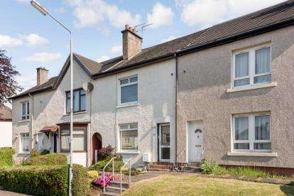 3 Bedrooms Terraced House for sale in Holehouse Drive, Knightswood