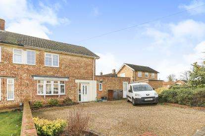 3 Bedrooms Semi Detached House for sale in Orchard Road, Hitchin, Hertfordshire, England