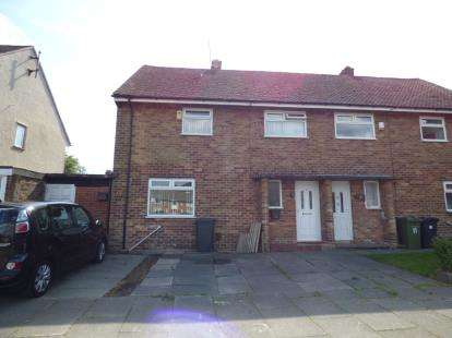 3 Bedrooms Semi Detached House for sale in Whitemeadow Drive, Thornton, Liverpool, Merseyside, L23