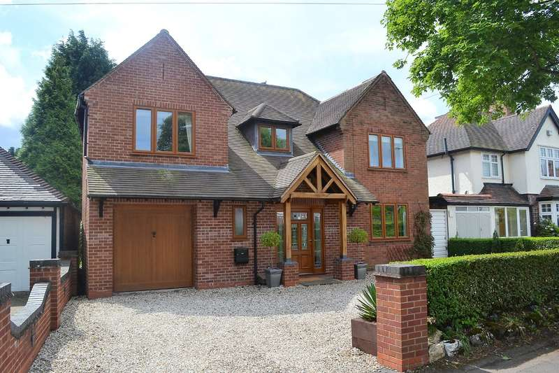4 Bedrooms Detached House for sale in Shortbutts Lane, Lichfield