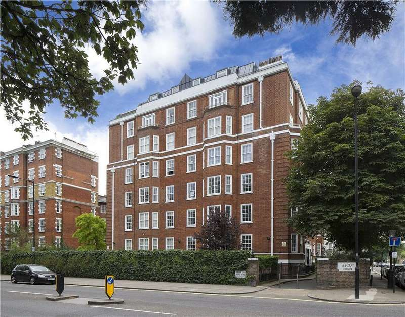 2 Bedrooms Flat for sale in South Penthouse, Ascot Court, Grove End Road, St John's Wood, NW8