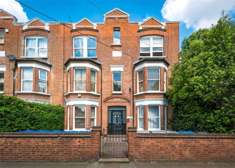 2 Bedrooms Maisonette Flat for sale in St Marys Mansions, St. Marys Road, London, NW10