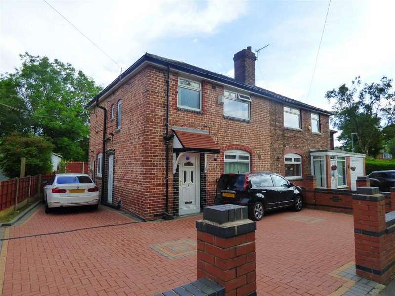 3 Bedrooms Semi Detached House for sale in Waverton Road, Fallowfield, Manchester, M14