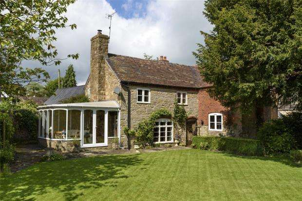 3 Bedrooms House for sale in Rose Cottage, Cardington, Church Stretton, Shropshire