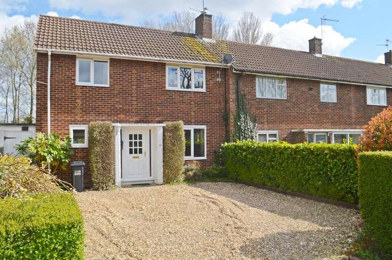 3 Bedrooms Semi Detached House for sale in Bushey Ley, Welwyn Garden City, AL7
