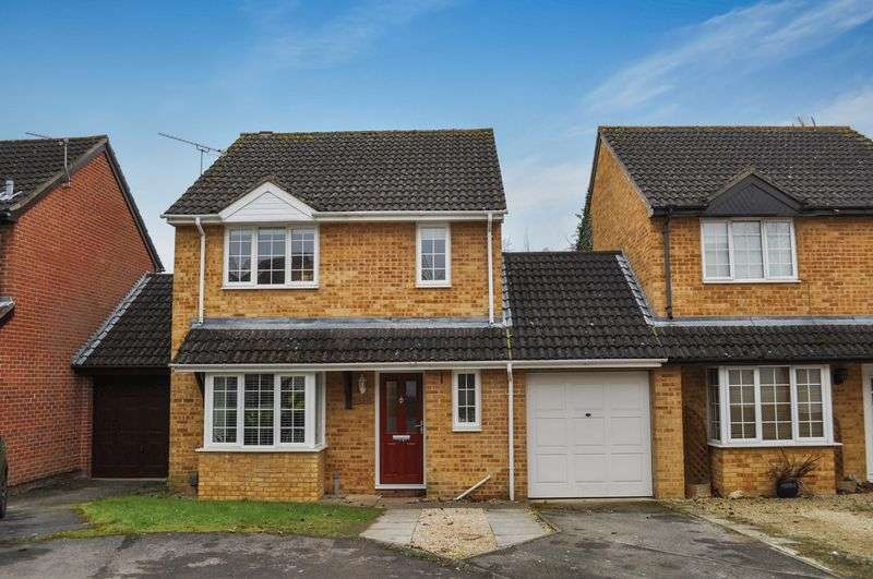 3 Bedrooms Property for sale in Elwes Close, Abingdon
