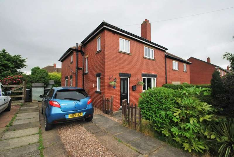 4 Bedrooms Semi Detached House for sale in Victoria Street, Penistone, Sheffield