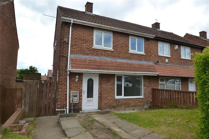 2 Bedrooms Semi Detached House for sale in Lakeland Drive, Peterlee, Co.Durham, SR8