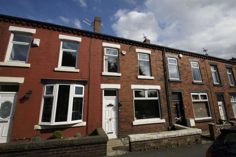 2 Bedrooms Terraced House for sale in Alexandra Road, Lostock
