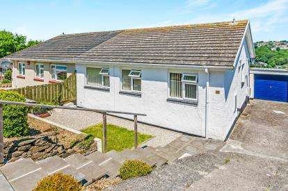 2 Bedrooms Bungalow for sale in Looe, Cornwall, Uk