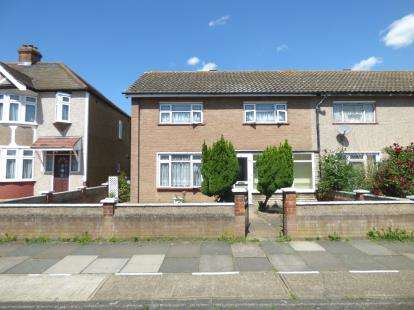 3 Bedrooms End Of Terrace House for sale in Rainham