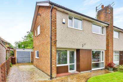 3 Bedrooms Semi Detached House for sale in Torquay Avenue, Burnley, Lancashire