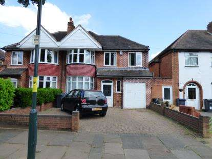 4 Bedrooms Semi Detached House for sale in Glen Rise, Birmingham, West Midlands