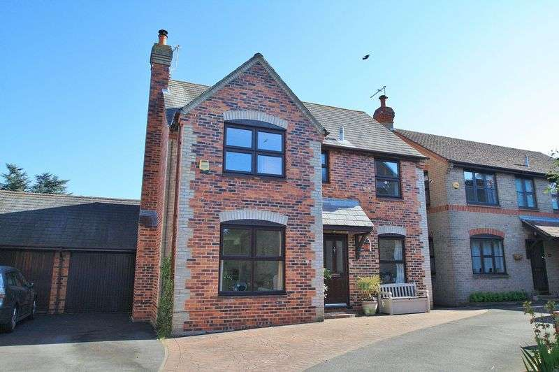 4 Bedrooms Property for sale in Nelson Close, Wallingford