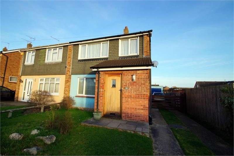 4 Bedrooms Semi Detached House for sale in Thorpe Road, CLACTON-ON-SEA, Essex