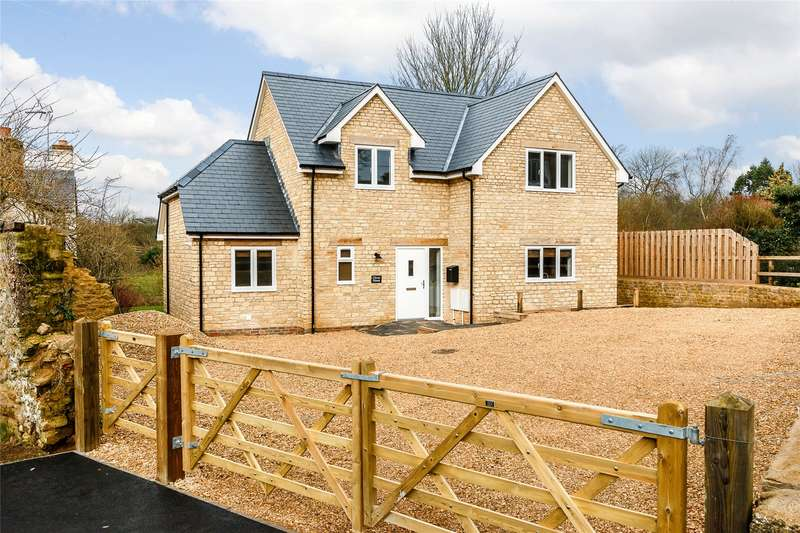 4 Bedrooms Detached House for sale in Great Coxwell, Faringdon, SN7