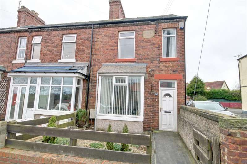 2 Bedrooms Terraced House for sale in Front Street, Broompark, Durham, DH7
