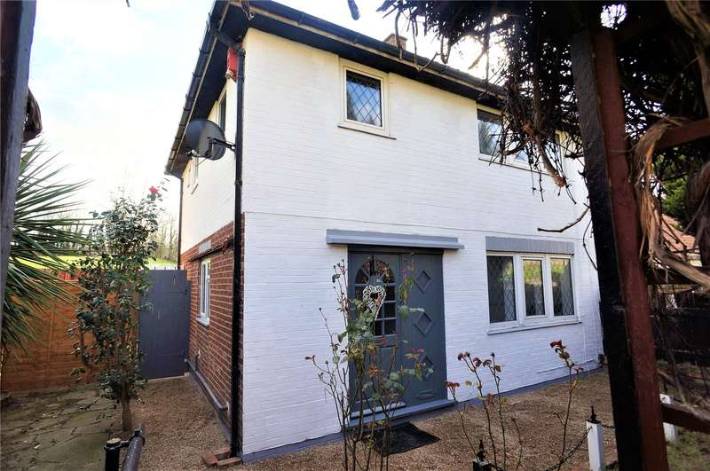3 Bedrooms Semi Detached House for sale in Sycamore Road, Rochester, Kent, ME2