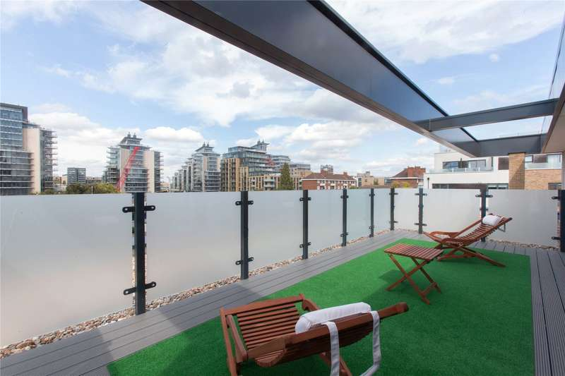 1 Bedroom Flat for sale in Stockbridge House, 23 Eltringham Street, London, SW18