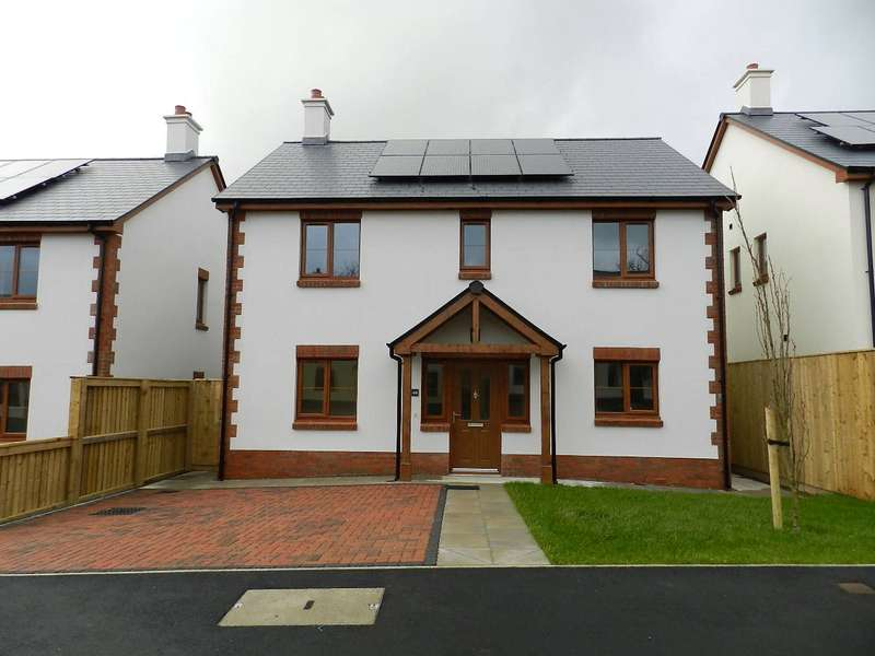 4 Bedrooms Detached House for sale in Plot 43, The Picton, Ashford Park, Crundale