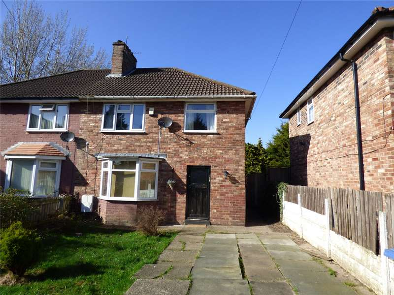 3 Bedrooms Semi Detached House for sale in Haselbeech Close, Liverpool, Merseyside, L11