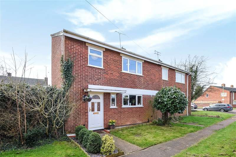 3 Bedrooms End Of Terrace House for sale in Ormonde Road, Wokingham, Berkshire, RG41
