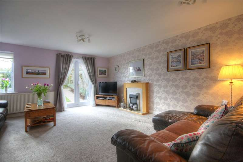 4 Bedrooms Terraced House for sale in Beckwith Close, Kirk Merrington, Spennymoor, DL16