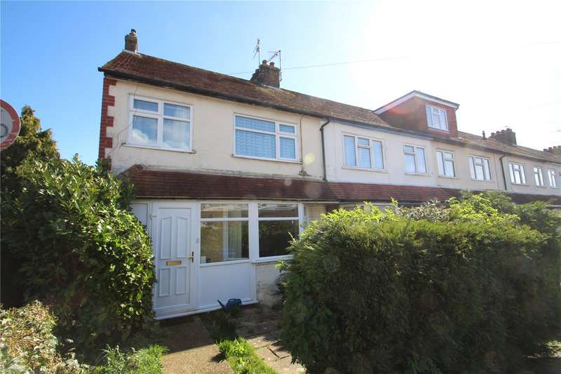3 Bedrooms End Of Terrace House for sale in Annweir Avenue, Lancing, West Sussex, BN15