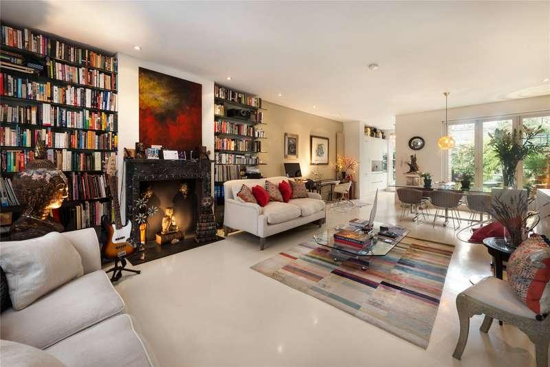 3 Bedrooms Maisonette Flat for sale in All Saints Road, London, W11