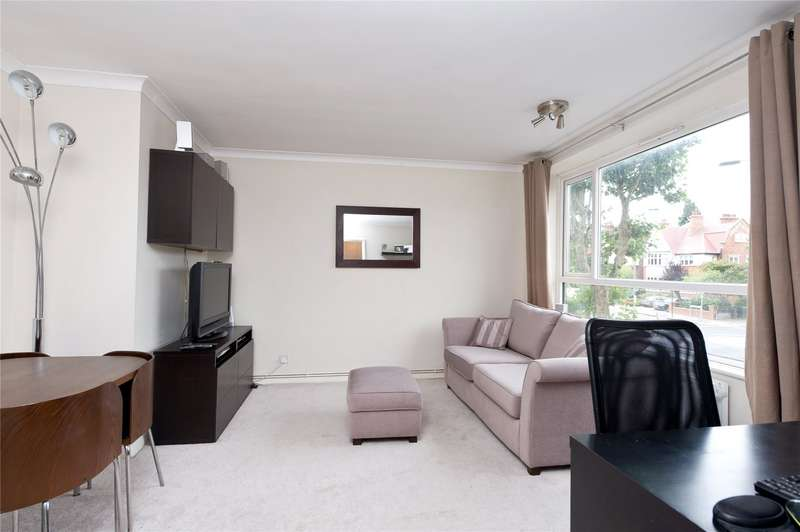 1 Bedroom Flat for sale in Clifford Court, Heathfield Road, London, SW18