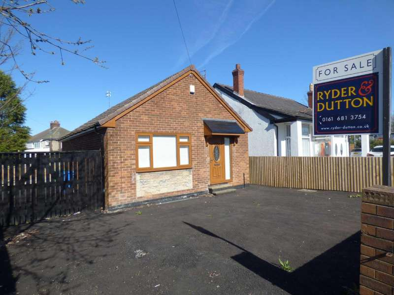 2 Bedrooms Detached Bungalow for sale in Moston Lane, Moston, Manchester, M40