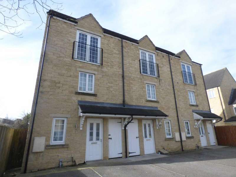 3 Bedrooms Terraced House for sale in Pippin Court, Ovenden, Halifax, West Yorkshire, HX2