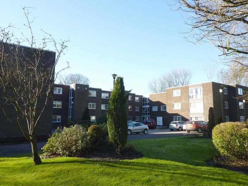 1 Bedroom Apartment Flat for sale in Burnell Court, Hopwood, Heywood, Lancashire, OL10