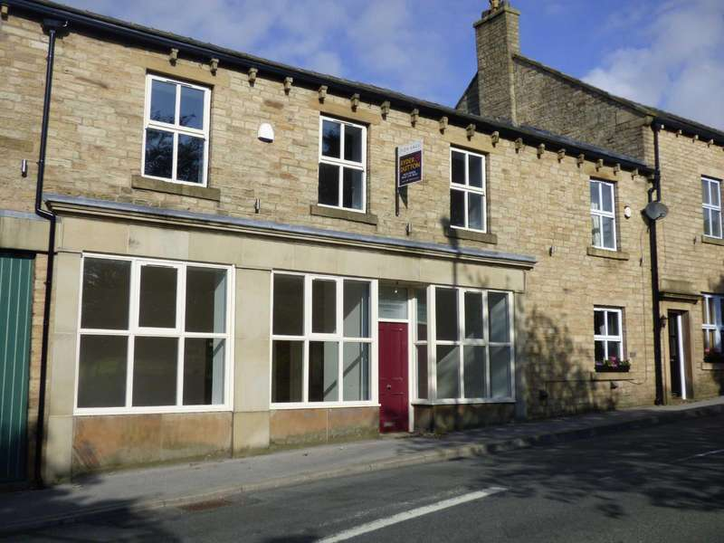 3 Bedrooms Terraced House for sale in Plot 2 The Old Co-Op Buildings, 3 Old Co-Op, Ripponden Road, Denshaw, Oldham, OL3
