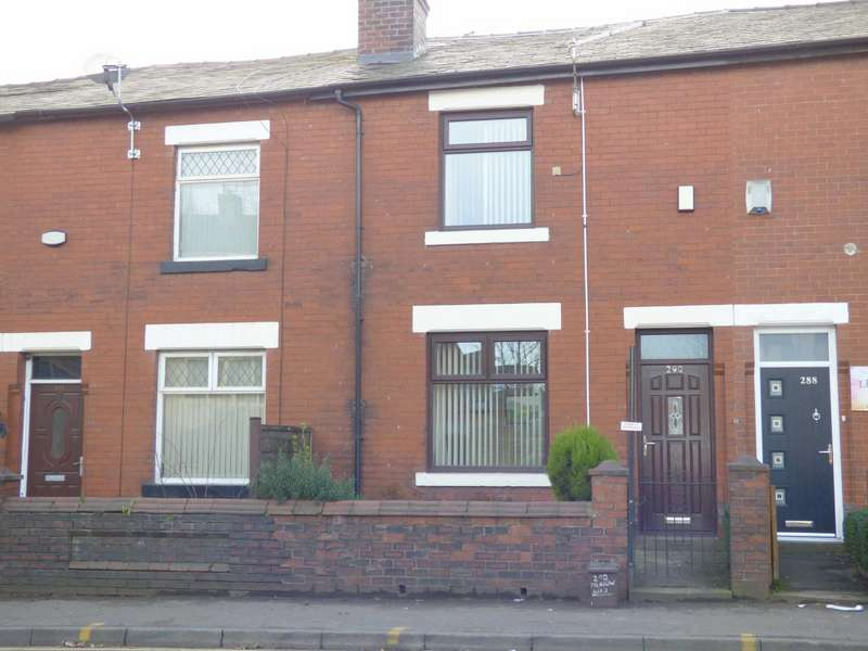2 Bedrooms Terraced House for sale in Milnrow Road, Rochdale, Lancashire, OL16