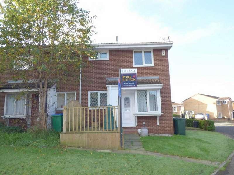 1 Bedroom Terraced House for sale in Tollgate Way, Belfield, Rochdale, Lancashire, OL16