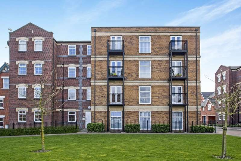 2 Bedrooms Flat for sale in Grey Meadow Road, Ilkeston, DE7