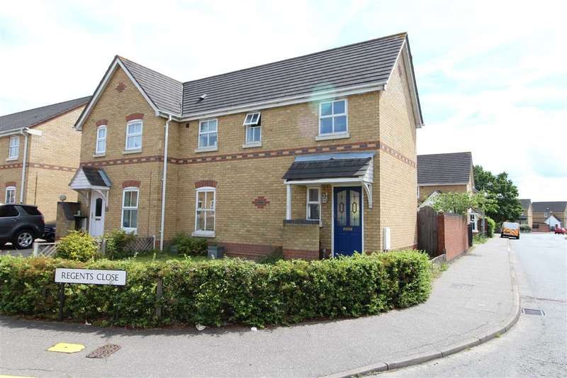 2 Bedrooms Semi Detached House for sale in Regents Close, Colchester