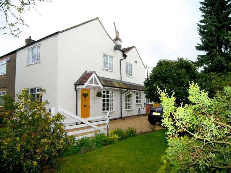 3 Bedrooms Semi Detached House for sale in Birchwood Lane, Lower Birchwood, Alfreton, Derbyshire, DE55