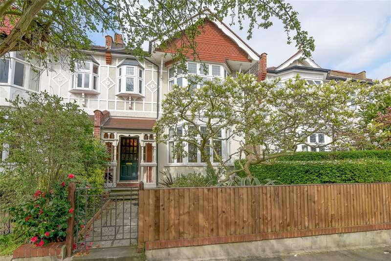 5 Bedrooms Semi Detached House for sale in Kenilworth Avenue, London, SW19