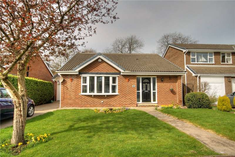 4 Bedrooms Detached Bungalow for sale in Picktree Lodge, Chester Le Street, County Durham, DH3
