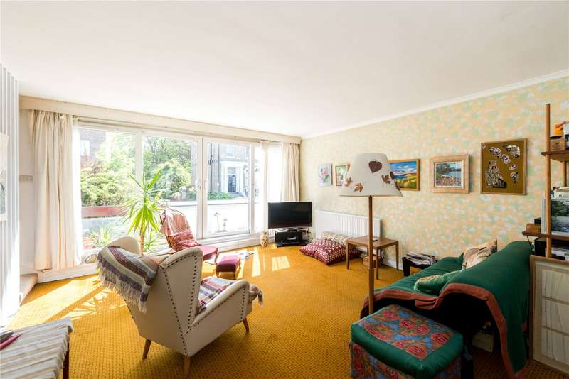 4 Bedrooms Terraced House for sale in King Henrys Road, London, NW3