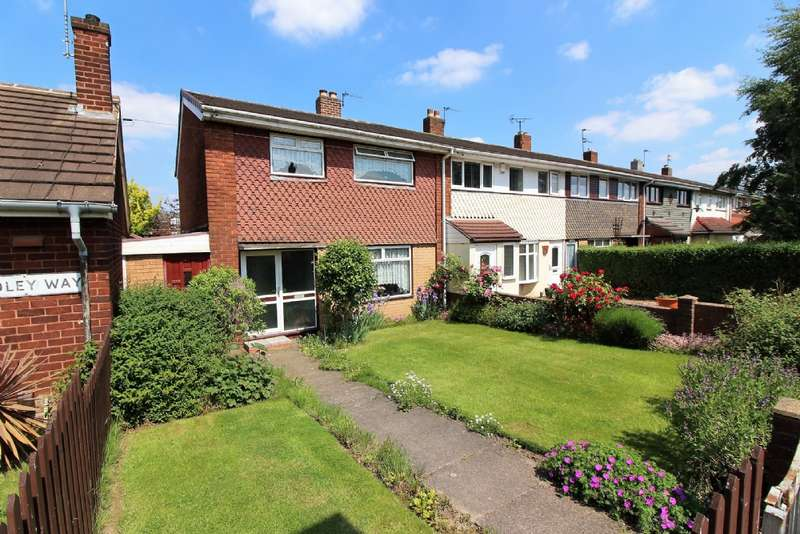 3 Bedrooms Town House for sale in Hadley Way, Beechdale