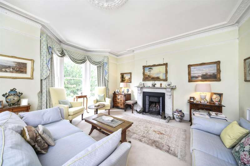 4 Bedrooms Terraced House for sale in Chesilton Road, Parsons Green, Fulham, London, SW6