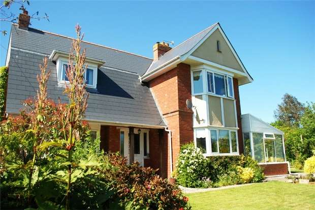 3 Bedrooms Detached House for sale in 11 Grange Avenue, EXMOUTH, Devon
